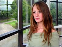 Student Gemma Drew