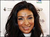 Shobna Gulati, who plays nurse Nisha Clayton in the series