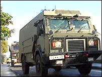 Army bomb squad