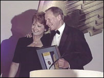 Anne Diamond and Nick Owen