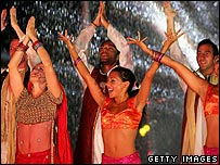 Dance troupe Bollywood Steps