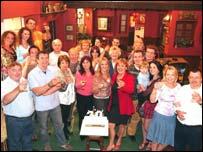 Cast of Pobol Y Cwm