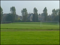 Seedhill playing fields
