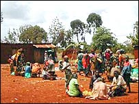 Village in Africa