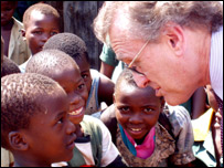 UNAIDS envoy on Aids in Africa, Stephen Lewis (Copyright: Allafrica.com/Tamela Hultman)