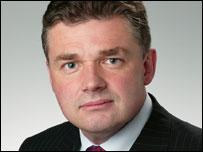 Ian Pearson (Image: BBC)