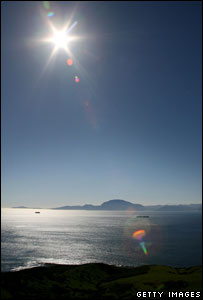 Gibraltar Straits (Getty Images)