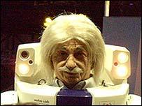 Robot Einstein, Eric Ishii Eckhardt