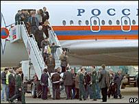 Депортация грузинских граждан из России