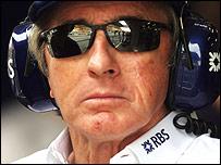 Jackie Stewart, tricampe�n de la f�rmula uno