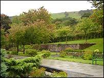 Memorial park, Aberfan
