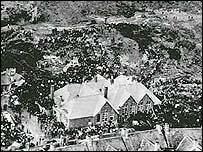 Pantglas School, Aberfan