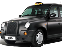 TX4 Hackney Carriage