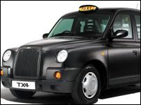 TX4 Hackney Carriage