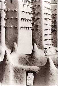 Mud mosque of Djenne (Stuart Redler)