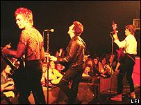 The Clash en vivo