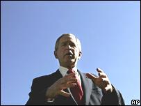 President Bush. File photo