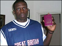 Luol Deng. Photo by Rob Dugdale.