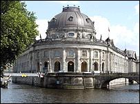 El museo Bode en Alemania