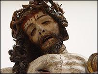 El Cristo en la Cruz de Rottaler