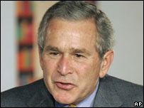 Президент Буш