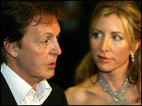 Mills and McCartney