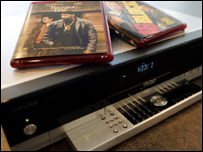 HD-DVD player