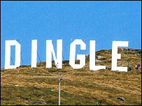 Dingle sign (image from www.dinglename.com)