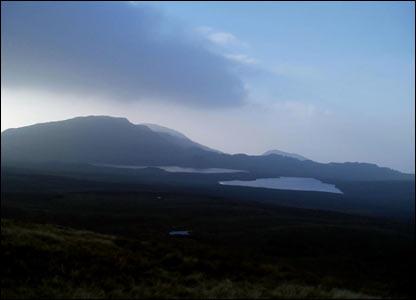 Manod Mawr in the Moelwyns in Snowdonia (John Kingdom)