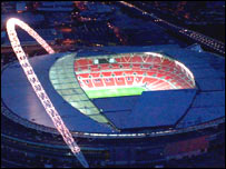 Wembley Stadium (Picture courtesy of Multiplex)