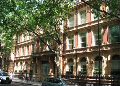 Nouvel Hopital et Dispensaire Francais. Photo Credit: RSM