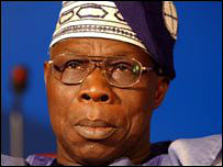 Olusegun Obasanjo