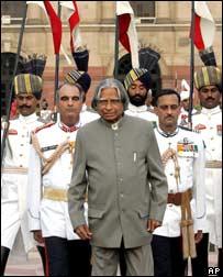 President Kalam
