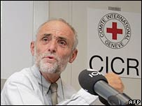 ICRC president Jakob Kellenberger. File photo