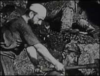Tin miner