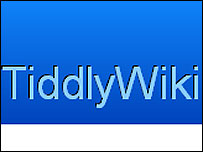 TiddlyWiki website