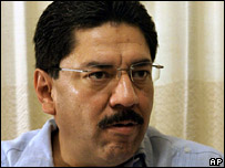 Governor Ulises Ruiz. File photo