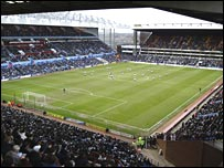 Villa Park is set to be renamed