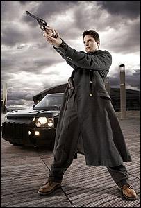 John Barrowman as Captain Jack