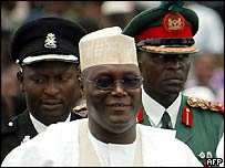 Vice-President Atiku Abubakar