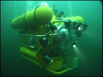 Submersible (TVE)