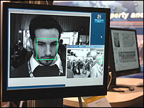 CrossMatch face recognition