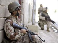 US marines in Iraq (file image)