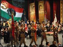 Hungary ceremony for 1956 uprising