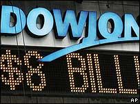 Cartel del Dow Jones