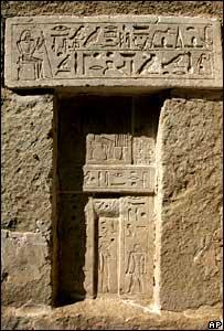 Дверь в гробницу главного дантиста