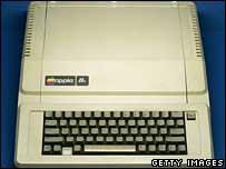 Apple II, Getty