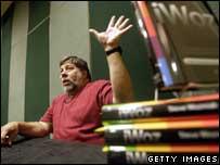 Steve Wozniak, Getty