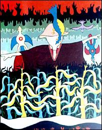 Espantap�jaros (Josu� S�nchez)