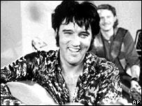 Elvis Presley en 1970